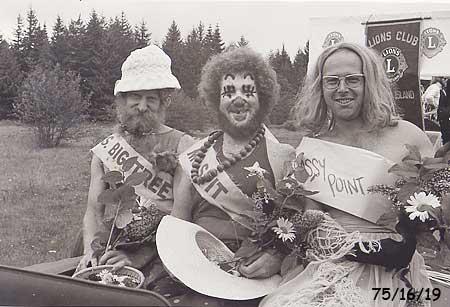 Heinz laffin,Bo Helliwell,Dave Gerow