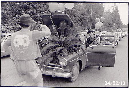 Volvo parade