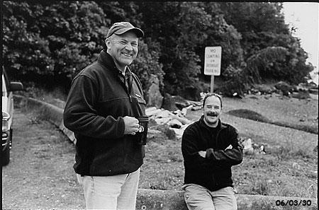 Bob Nixon,Steve Bishop