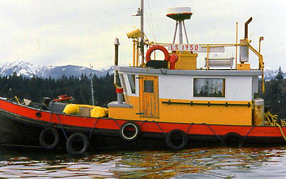 Herring Fishery 1983