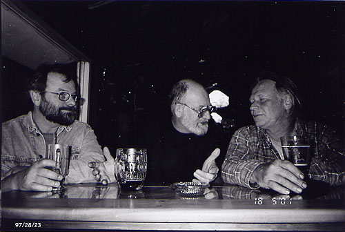 Mike Berman,Bill Smith,Karl Hausknecht