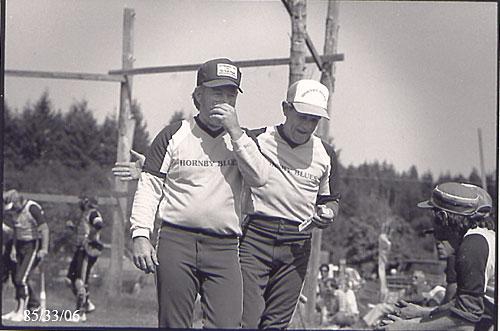Ron Matson,Jim Thornsbury