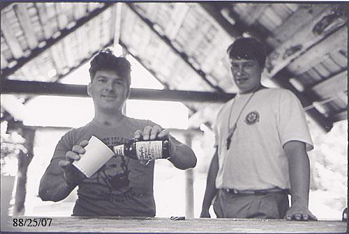Doug Allen,Peter Elkins