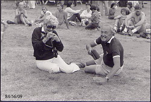 Tina & Ted Turner