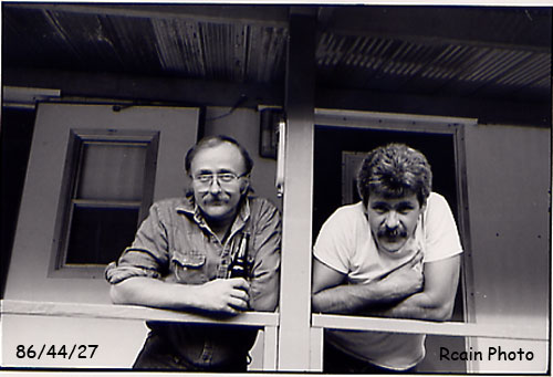 Dave Colley, Gord Bateman