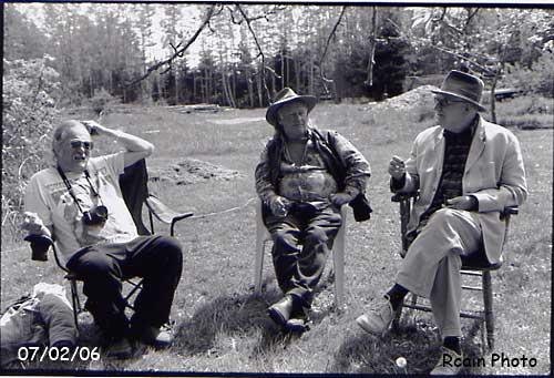 Harry Fearman,Karl Hauschnect,Bill Smith