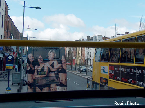 new meaning to the 'back of the bus