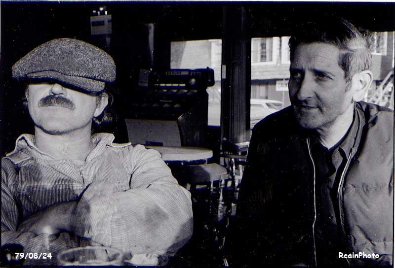 Leigh Cross,Don Nixon
