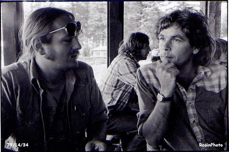 Harry Fearman,Rick Morritt