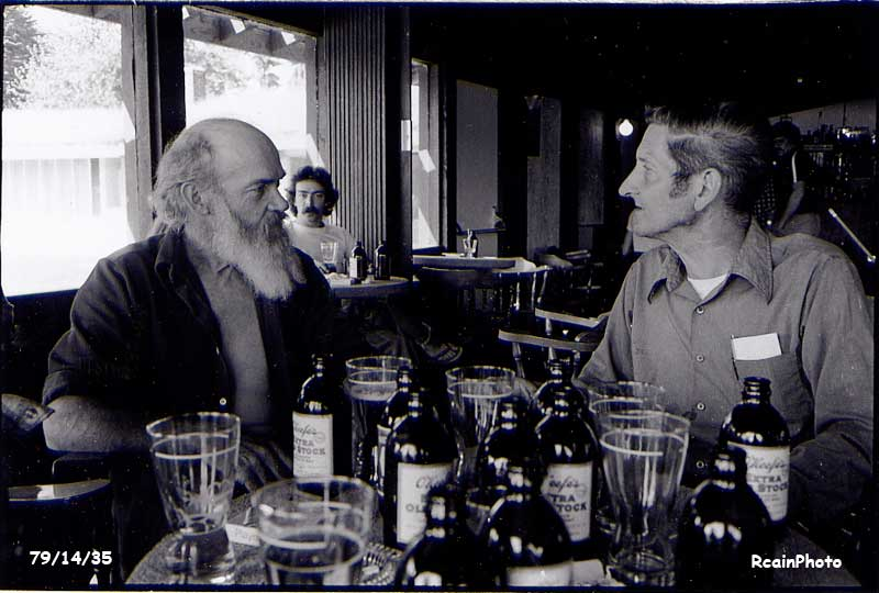 Cal Witt, Don Nixon