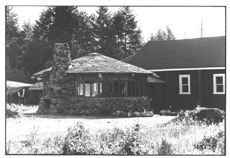 Hornby Island Community Hall