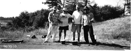 Bill Smith,Bob Cain,Jerry Pethick,Tom Burrows